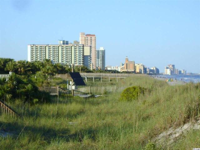 5308 N Ocean Blvd #801, Myrtle Beach, SC 29577 (MLS #1714875) :: The Hoffman Group