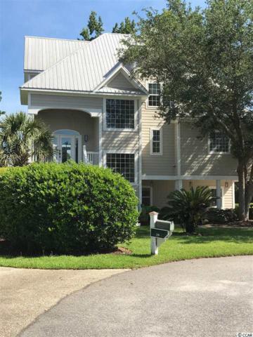 25 Tiara Lane, Murrells Inlet, SC 29576 (MLS #1715108) :: Myrtle Beach Rental Connections