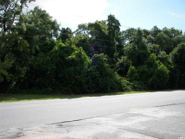 Lot 12 63rd Ave. N, Myrtle Beach, SC 29572 (MLS #1715273) :: The Lachicotte Company