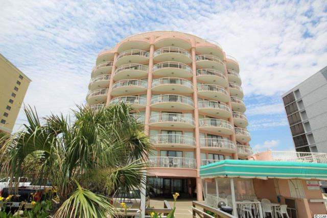 202 70th Ave N #302, Myrtle Beach, SC 29572 (MLS #1715450) :: The Hoffman Group