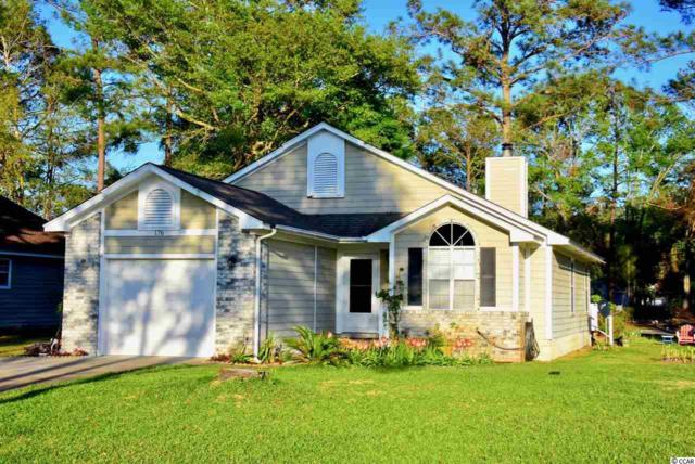 176 Carrington Point Dr, Pawleys Island, SC 29585 (MLS #1715467) :: James W. Smith Real Estate Co.
