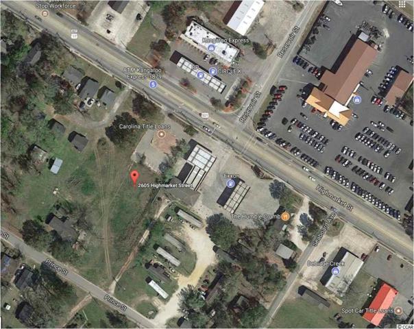 2605 Highmarket Street, Georgetown, SC 29440 (MLS #1715481) :: The Litchfield Company