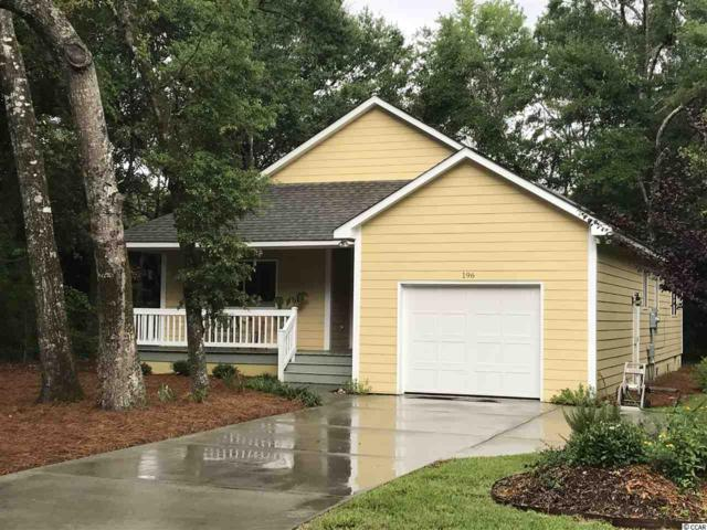 196 Rybolt Rd, Pawleys Island, SC 29585 (MLS #1715498) :: James W. Smith Real Estate Co.
