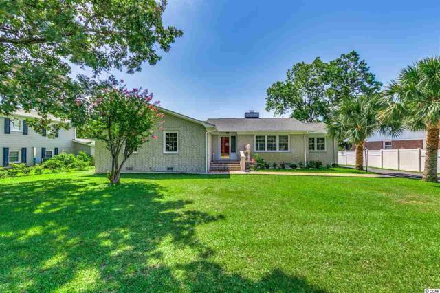 4602 Pine Lake Drive, Myrtle Beach, SC 29577 (MLS #1715530) :: Myrtle Beach Rental Connections