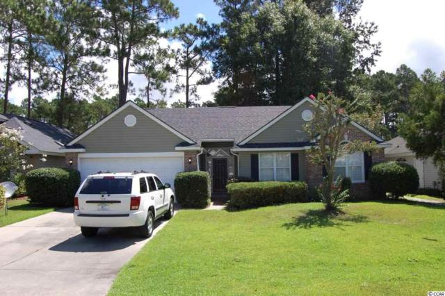 4840 Southern Trail, Myrtle Beach, SC 29579 (MLS #1715578) :: The Litchfield Company