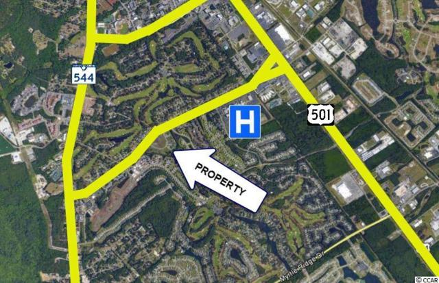 TBD Professional Park Dr., Conway, SC 29526 (MLS #1715641) :: The Hoffman Group
