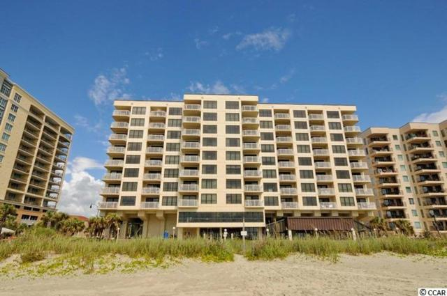 523 S Ocean Blvd. #307, North Myrtle Beach, SC 29582 (MLS #1715751) :: The Greg Sisson Team with RE/MAX First Choice