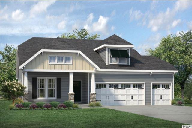 1105 Bonnet Drive, North Myrtle Beach, SC 29582 (MLS #1715801) :: The Litchfield Company