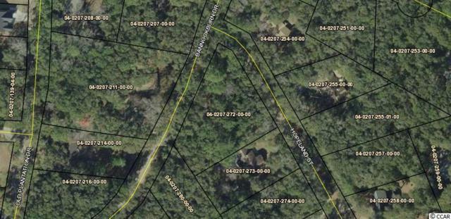 305 Bannockburn Drive, Pawleys Island, SC 29585 (MLS #1715830) :: The Litchfield Company