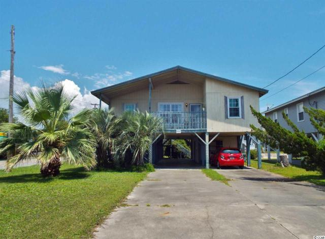 318 36th Ave N, North Myrtle Beach, SC 29582 (MLS #1715880) :: The Litchfield Company