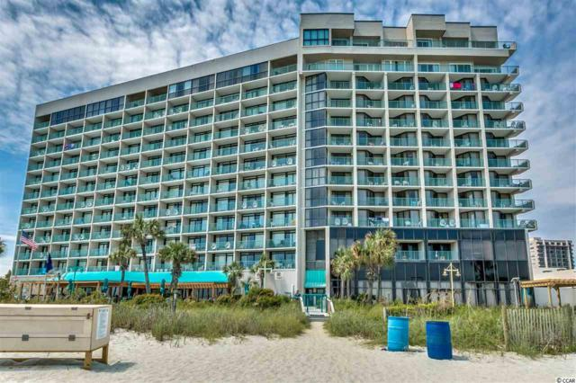 201 74th Ave N. Unit 1038 #1038, Myrtle Beach, SC 29572 (MLS #1715893) :: The Litchfield Company