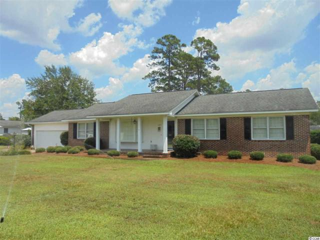 1204 Cherokee Ave., Marion, SC 29571 (MLS #1715914) :: The Litchfield Company