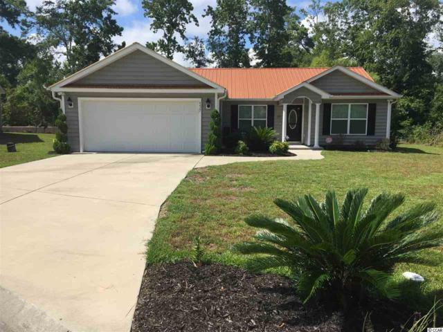 4427 Kinlaw Street, Little River, SC 29566 (MLS #1715918) :: The Litchfield Company