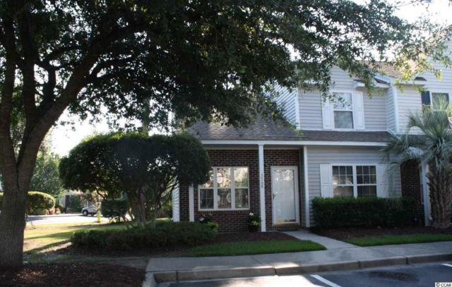 3568 Crepe Myrtle Court #3568, Myrtle Beach, SC 29577 (MLS #1715920) :: The Litchfield Company
