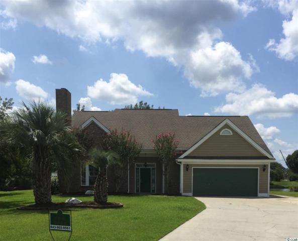 1666 Breckinridge Drive, Myrtle Beach, SC 29575 (MLS #1715924) :: The Litchfield Company