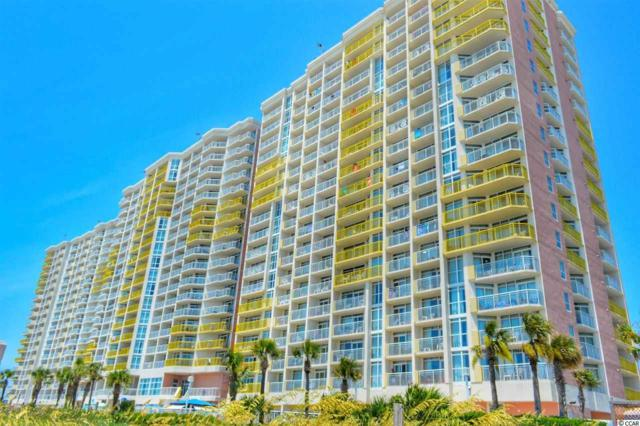 2701 S Ocean Boulevard #1906, North Myrtle Beach, SC 29582 (MLS #1715952) :: James W. Smith Real Estate Co.