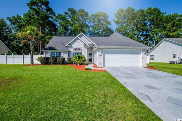 584 W Oak Circle, Myrtle Beach, SC 29588 (MLS #1715972) :: James W. Smith Real Estate Co.