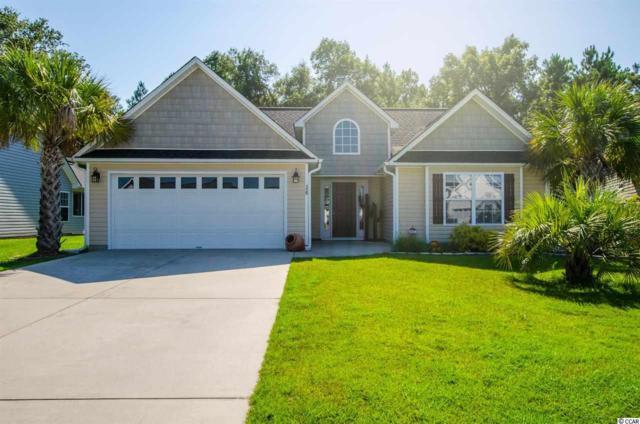 329 Hidden Court, Myrtle Beach, SC 29588 (MLS #1715973) :: James W. Smith Real Estate Co.