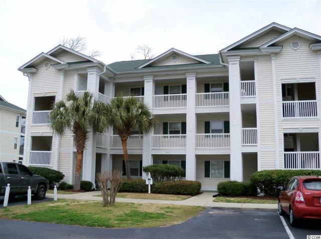 545 White River Dr 15-H, Myrtle Beach, SC 29579 (MLS #1715974) :: James W. Smith Real Estate Co.