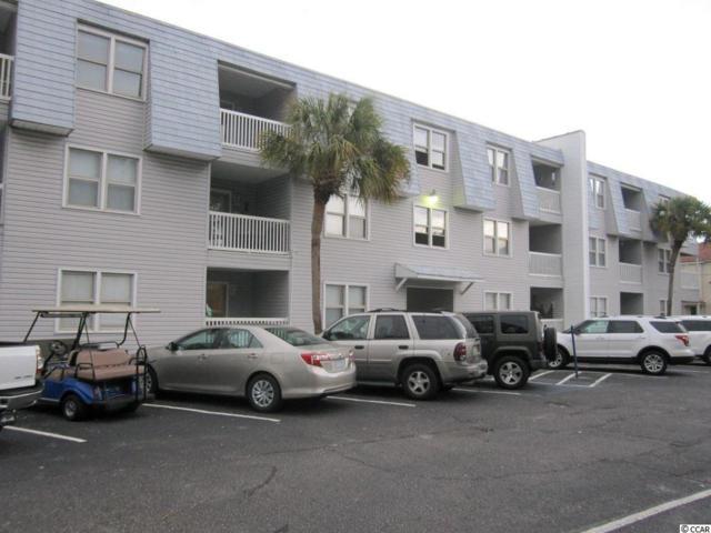 401 N Hillside Drive 3F, North Myrtle Beach, SC 29582 (MLS #1715985) :: Myrtle Beach Rental Connections