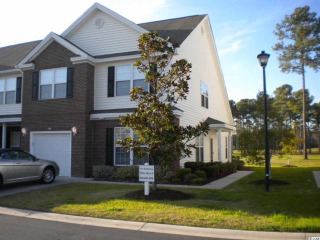 250 Connemara Dr E, Myrtle Beach, SC 29579 (MLS #1716100) :: James W. Smith Real Estate Co.