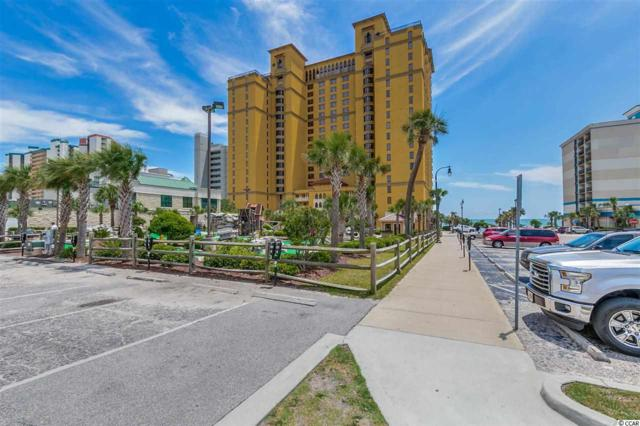 2600 N Ocean Blvd #712, Myrtle Beach, SC 29577 (MLS #1716175) :: The Hoffman Group