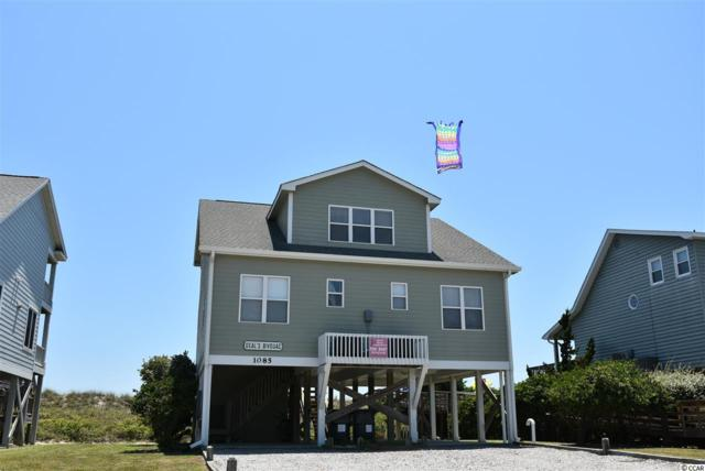 1085 Ocean Blvd., Holden Beach, NC 28462 (MLS #1716183) :: The Hoffman Group