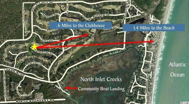 Lot 167 Sanderling Ave., Georgetown, SC 29440 (MLS #1717005) :: James W. Smith Real Estate Co.