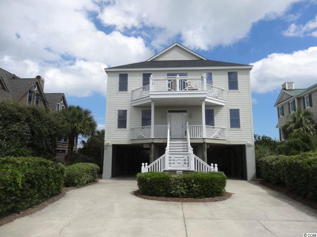 823 Norris Dr Interval II, Pawleys Island, SC 29585 (MLS #1717115) :: James W. Smith Real Estate Co.