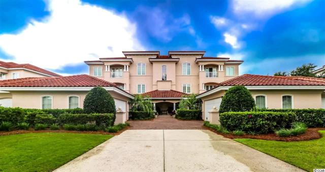 8604 San Marcello Dr 5-201, Myrtle Beach, SC 29579 (MLS #1717243) :: The HOMES and VALOR TEAM