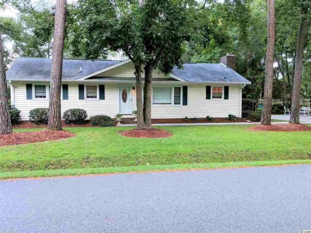 1027 S Poplar Drive, Surfside Beach, SC 29575 (MLS #1717642) :: The HOMES and VALOR TEAM