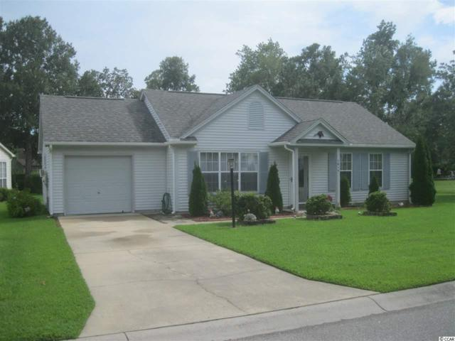 1615 Wood Thrush Dr, Murrells Inlet, SC 29576 (MLS #1717692) :: The HOMES and VALOR TEAM