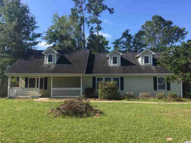 713 Bonnie Drive, Myrtle Beach, SC 29588 (MLS #1717699) :: The HOMES and VALOR TEAM