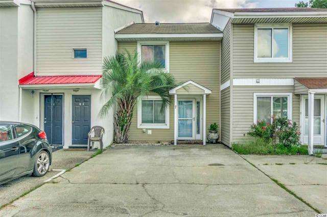 1100 N 5th Avenue #7, Surfside Beach, SC 29575 (MLS #1717738) :: The HOMES and VALOR TEAM
