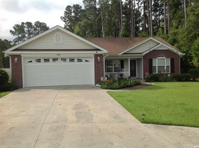 1509 Bramber Place, Conway, SC 29527 (MLS #1717763) :: Sloan Realty Group