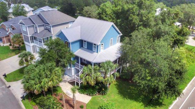 4 Cottage Drive, Murrells Inlet, SC 29576 (MLS #1717778) :: The Hoffman Group