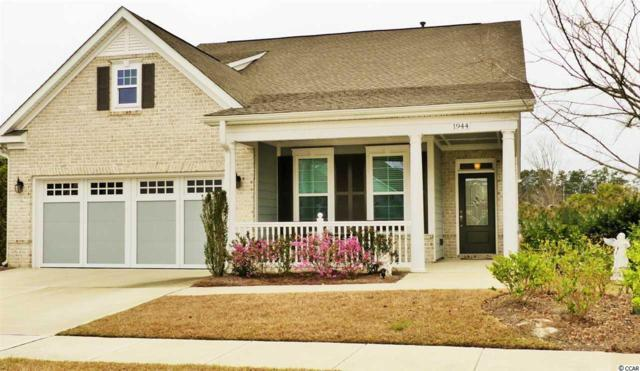 1944 Windrose Way, Myrtle Beach, SC 29577 (MLS #1717781) :: The HOMES and VALOR TEAM
