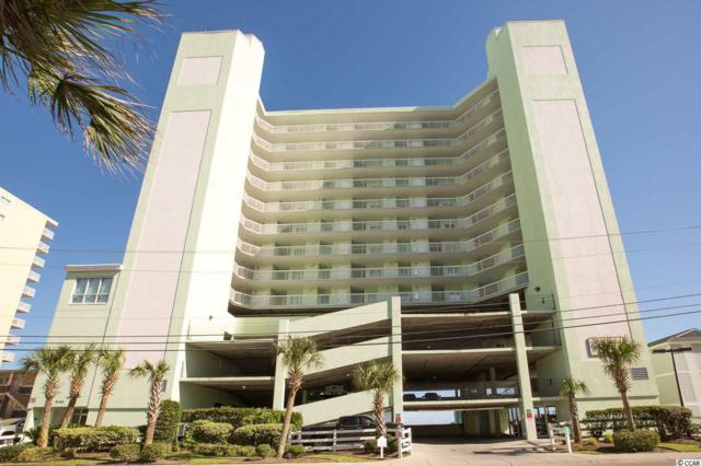 5310 N Ocean Blvd 11 D, North Myrtle Beach, SC 29582 (MLS #1717812) :: The HOMES and VALOR TEAM