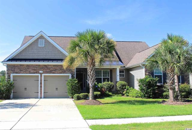 117 Harbor Lights Drive, Surfside Beach, SC 29575 (MLS #1717835) :: The HOMES and VALOR TEAM