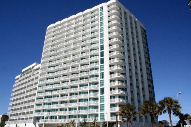 201 S Ocean Blvd #1611 #1611, Myrtle Beach, SC 29577 (MLS #1717845) :: The HOMES and VALOR TEAM
