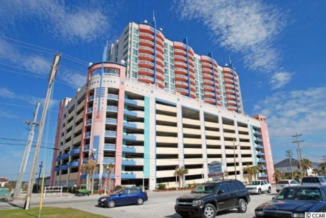 3601 N Ocean Blvd #1232, North Myrtle Beach, SC 29582 (MLS #1717870) :: The HOMES and VALOR TEAM