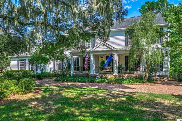 356 Rossdhu Lane, Pawleys Island, SC 29585 (MLS #1717894) :: The HOMES and VALOR TEAM