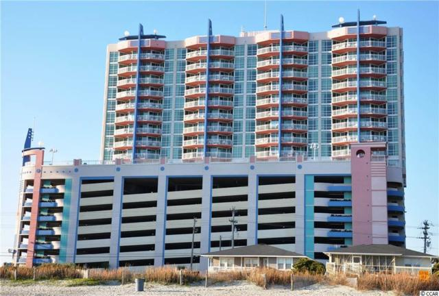 3601 N Ocean Boulevard #1133, North Myrtle Beach, SC 29582 (MLS #1717895) :: The HOMES and VALOR TEAM