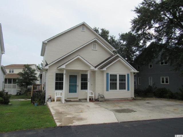 829 9th Ave. S, North Myrtle Beach, SC 29582 (MLS #1717945) :: The Hoffman Group