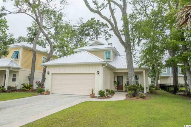 22 Ruth Street, Murrells Inlet, SC 29576 (MLS #1717956) :: The Hoffman Group