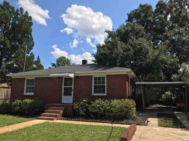 605 Cook St, Georgetown, SC 29440 (MLS #1717957) :: The Hoffman Group