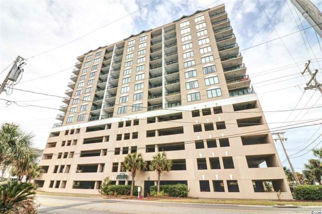 4103 N Ocean Blvd. #906, North Myrtle Beach, SC 29582 (MLS #1717982) :: The Hoffman Group
