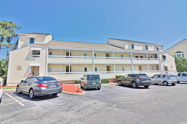 1100 Possum Trot D-105, North Myrtle Beach, SC 29582 (MLS #1717998) :: The Hoffman Group