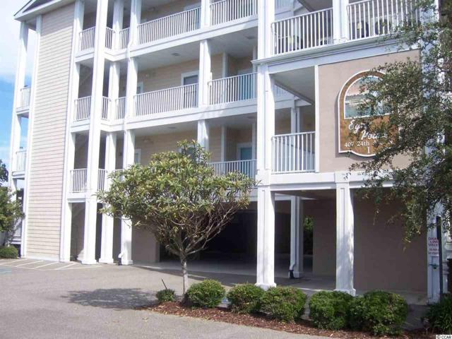 407 N 24th Street #102 #102, North Myrtle Beach, SC 29582 (MLS #1718013) :: The Litchfield Company