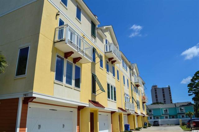 7401 N Ocean Blvd #2, Myrtle Beach, SC 29577 (MLS #1718053) :: Trading Spaces Realty